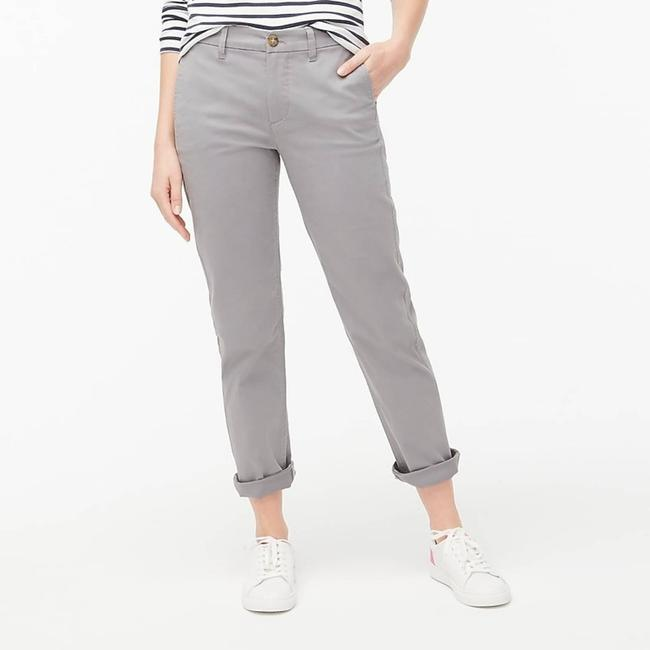 Item - Gray High-rise Girlfriend Chino Activewear Bottoms Size 16 (XL, Plus 0x)
