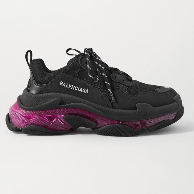 Item - Triple S Trainer Clear Sole Sneakers Size EU 38 (Approx. US 8) Regular (M, B)