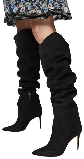 Item - Black Anamaria Over-the-knee New Boots/Booties Size US 8.5 Regular (M, B)