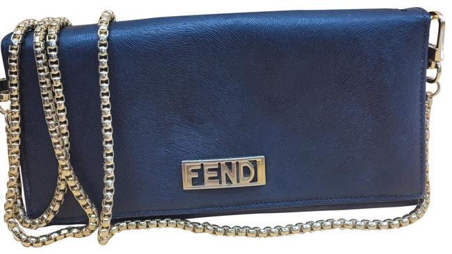 Item - Black on Chain Wallet