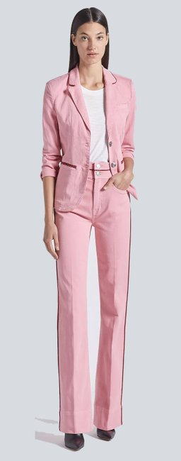 Item - Pink The Taxi Line Sea Style No. 19-3-005808-ow0w01118 Jacket Size 0 (XS)