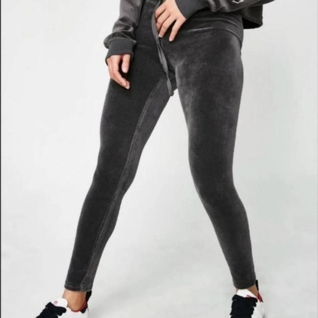 Item - Gray Rodeo Drive | Velour Leggings Pants Size 4 (S, 27)