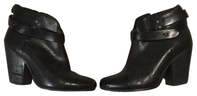 Item - Black Harrow Boots/Booties Size EU 36 (Approx. US 6) Regular (M, B)
