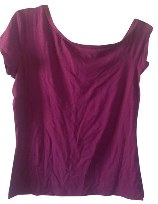 Preload https://item5.tradesy.com/images/the-limited-dark-fushia-color-slight-off-shoulder-tee-shirt-size-12-l-291179-0-0.jpg?width=400&height=650