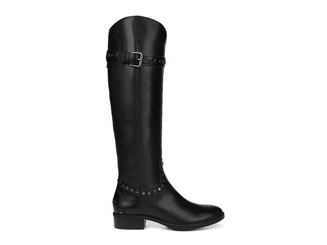 Item - Black Paxton Leather Boots/Booties Size US 6.5 Regular (M, B)