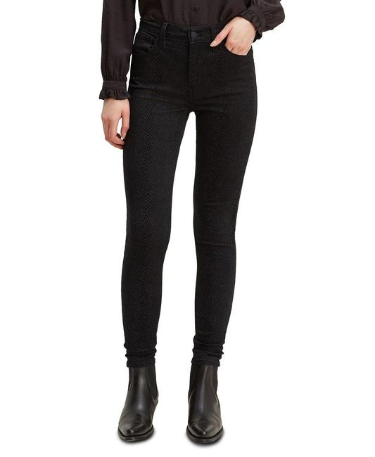 Item - Black Gray 720 Super High Rise (See Info In Description) Skinny Jeans Size 31 (6, M)