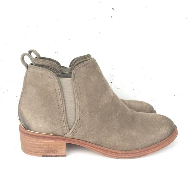 Item - Tan Griffith Suede Boots/Booties Size US 7 Regular (M, B)