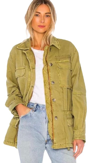 Item - Green The Day Jacket Size 4 (S)
