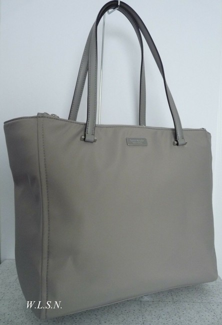 Item - Dawn Gray Nylon Tote