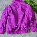 Columbia Sportswear Company Pink Whirlibird Vintage Convertible Jacket Coat Size 6 (S) Columbia Sportswear Company Pink Whirlibird Vintage Convertible Jacket Coat Size 6 (S) Image 2