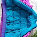 Columbia Sportswear Company Pink Whirlibird Vintage Convertible Jacket Coat Size 6 (S) Columbia Sportswear Company Pink Whirlibird Vintage Convertible Jacket Coat Size 6 (S) Image 5