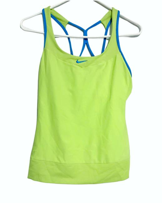 Item - Highlighter Green Athletic Activewear Top Size 4 (S)