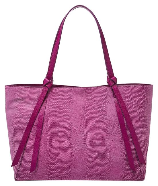 Item - Shb2649508 Rayna In Magenta Leather Tote