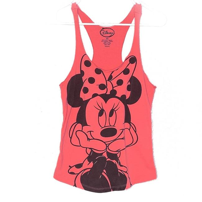 Item - Pink Bright Minnie Mouse Tank Top/Cami Size 2 (XS)