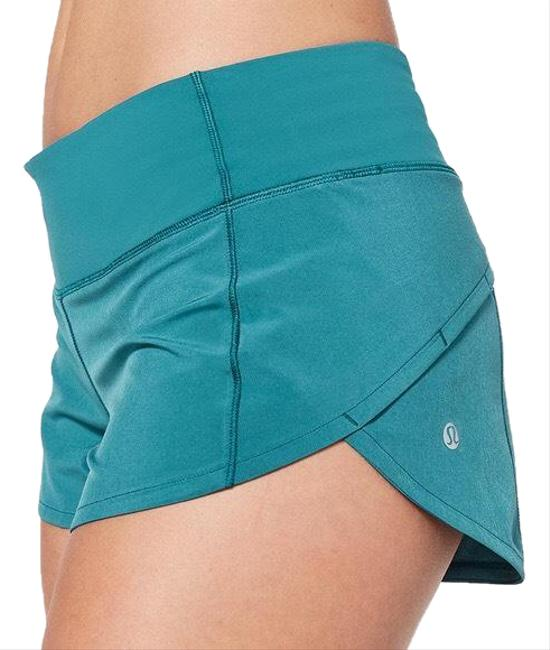 Item - Teal Speed Up Activewear Bottoms Size 6 (S)