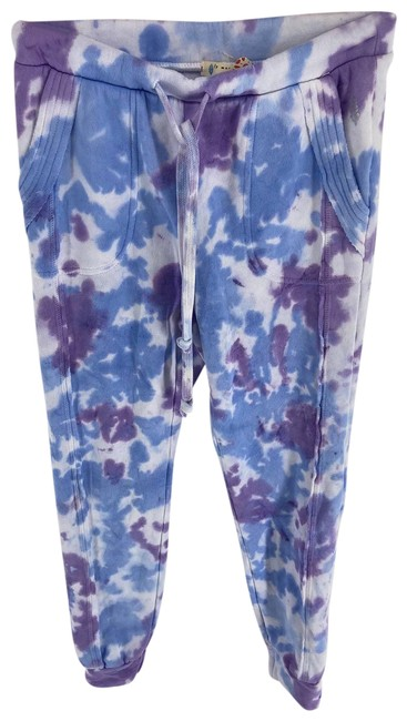 Item - Blue XS Tie Dye Jogger Womens Pants Size 0 (XS, 25)