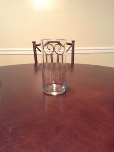 Clear 7' Height X 3' Diameter Cylinder Vases (24 Total) Centerpiece