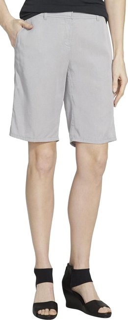 Item - Gray Silver Tapered Shorts Size 22 (Plus 2x)