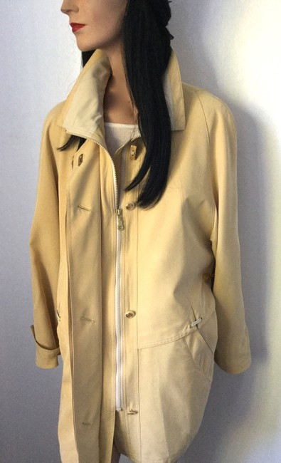 Preload https://item4.tradesy.com/images/gold-rain-trench-boating-sailing-chrome-accents-superior-workmanship-size-14-l-2912638-0-1.jpg?width=400&height=650
