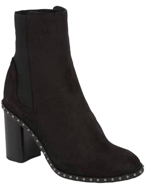 Item - Black Romi Waxy Studded Suede In Boots/Booties Size EU 37 (Approx. US 7) Regular (M, B)