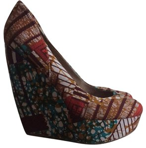 ALDO Muilti Wedges