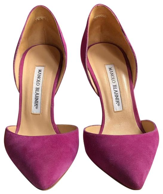 Item - Purple M - Tayler Pumps Size EU 37 (Approx. US 7) Regular (M, B)