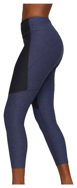 Item - Black / Blue Two Tone Activewear Bottoms Size 0 (XS)