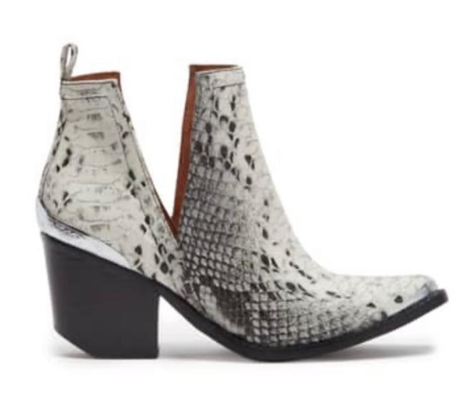 Item - Cromwell Snake Ankle Boots/Booties Size US 9.5 Regular (M, B)