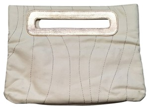 Canopy verde Cream, Bronze Clutch