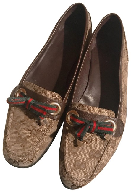 Item - Brown Flats Size US 6 Regular (M, B)
