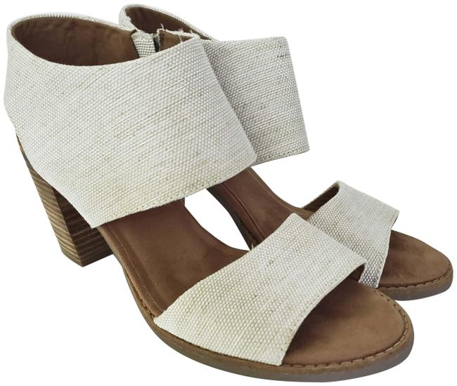 Item - Tan Majorca Heels Sandals Size US 8.5 Regular (M, B)