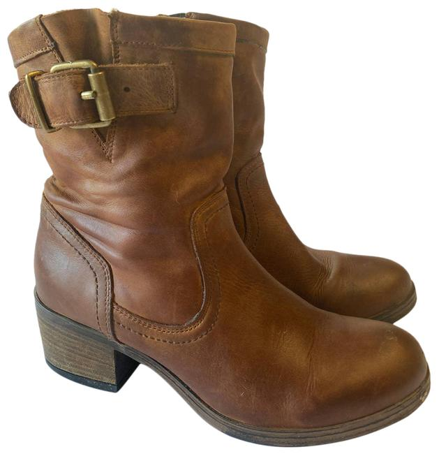Item - Tan Grabber Ankle Boots/Booties Size US 8 Regular (M, B)