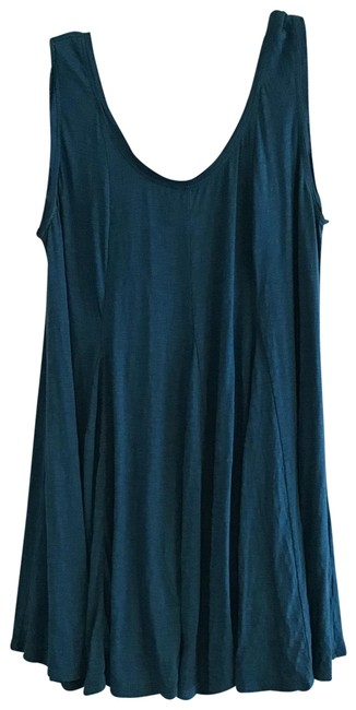 Item - Blue Green None Maternity Top Size 10 (M)