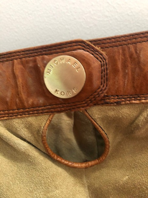 Michael Kors Tan Slouch Boots/Booties Size US 7.5 Regular (M, B) Michael Kors Tan Slouch Boots/Booties Size US 7.5 Regular (M, B) Image 2