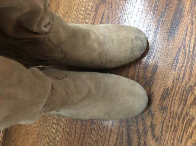 Michael Kors Tan Slouch Boots/Booties Size US 7.5 Regular (M, B) Michael Kors Tan Slouch Boots/Booties Size US 7.5 Regular (M, B) Image 3