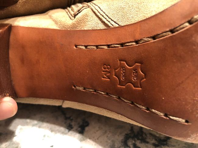 Michael Kors Tan Slouch Boots/Booties Size US 7.5 Regular (M, B) Michael Kors Tan Slouch Boots/Booties Size US 7.5 Regular (M, B) Image 5