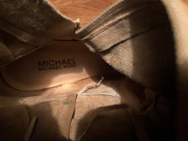 Michael Kors Tan Slouch Boots/Booties Size US 7.5 Regular (M, B) Michael Kors Tan Slouch Boots/Booties Size US 7.5 Regular (M, B) Image 6
