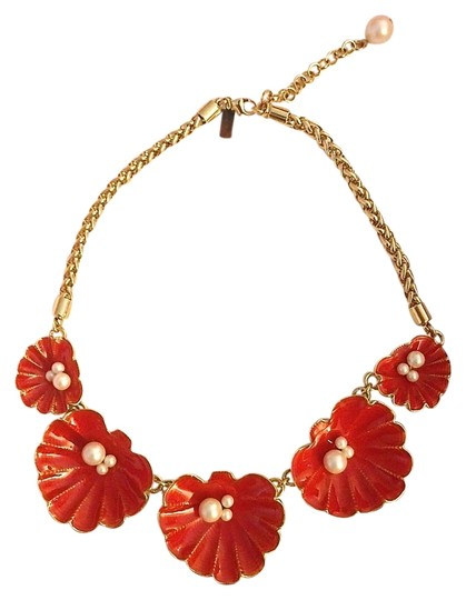 Kate Spade Kate Spade Monterey Bay Clamshell Necklace