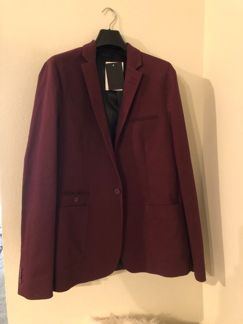 Item - Skinny Men's Blazers Pant Suit Size OS (one size)