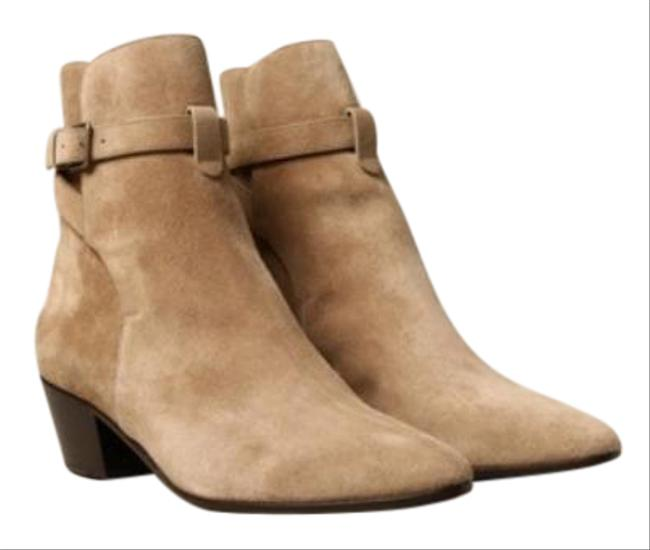 Item - Taupe West Jodhpur Suede Boots/Booties Size US 5.5 Regular (M, B)