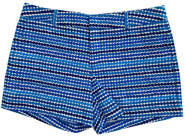 Item - Blue Dotted Shorts Size 8 (M, 29, 30)