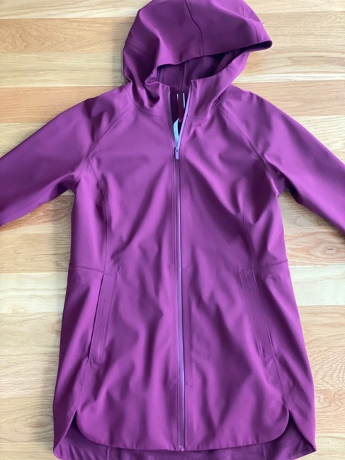 Item - Purple Glyde Along Softshell Activewear Outerwear Size 6 (S)