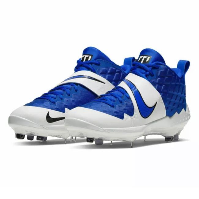 Item - Blue Force Zoom Trout 6 Pro Baseball Cleats Sneakers Size EU 42.5 (Approx. US 12.5) Regular (M, B)