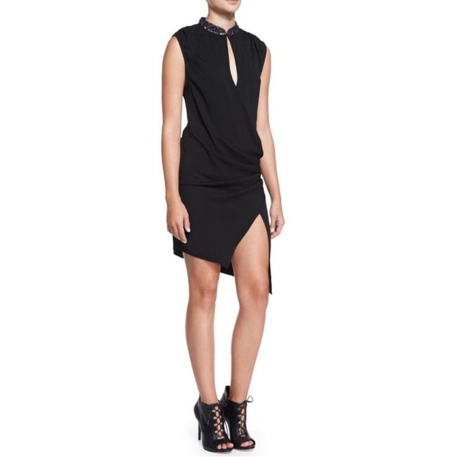 Item - Black Mid-length Night Out Dress Size 4 (S)