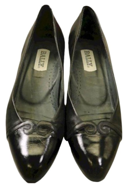 Item - Black Alexis From Nappa Flex Collection Pumps Size US 9 Narrow (Aa, N)