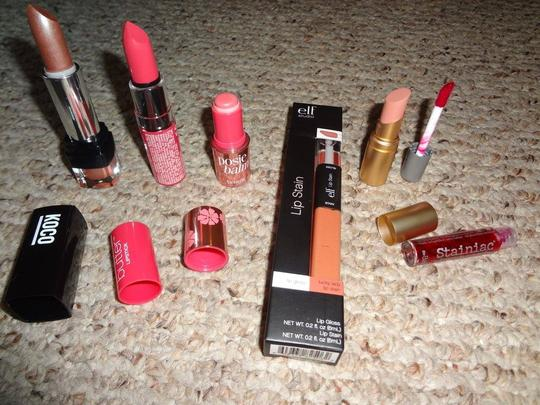 Other 6 pc lip lot