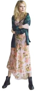 Multi Pastel colors/Pinks/yellows/Greens Maxi Dress by Betsey Johnson