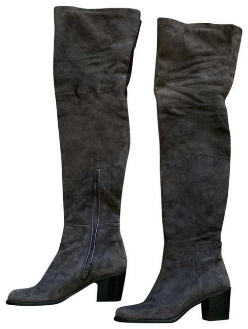Item - Gray Over Boots/Booties Size US 5.5 Regular (M, B)