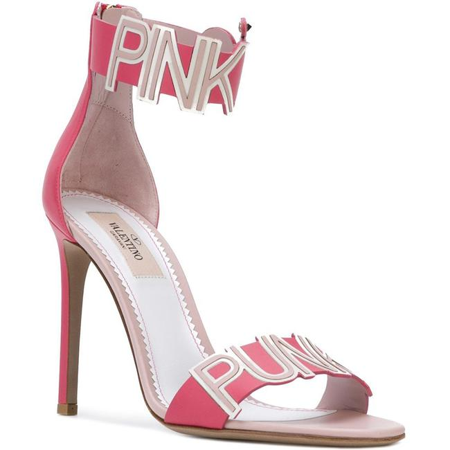 Item - Pink Is D'orsay Ankle Strap Sandals Size EU 40 (Approx. US 10) Regular (M, B)