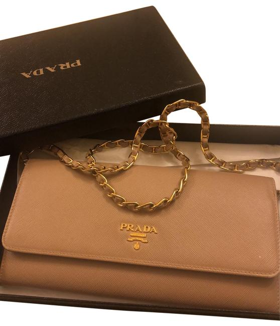 Item - Box Chain Purses Very New With Nude Cross Body Bag